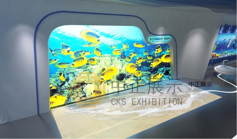 日照萬寶釣游型展覽館