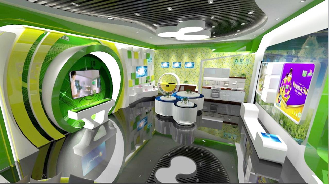 阜豐集團企業文化展廳